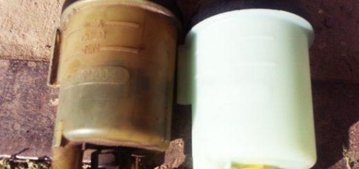 Замена бачка гидроусилителя руля Ford Mondeo IV своими руками