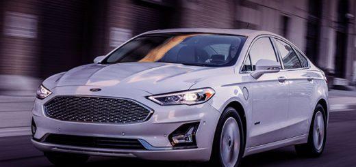 Обновленный Ford Fusion для США: подробности, комплектации и фото