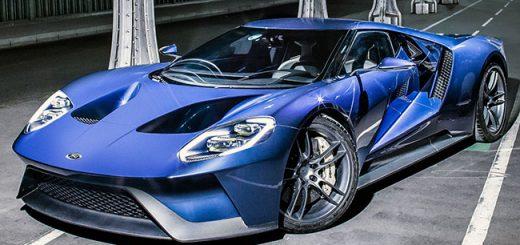 Из-за слишком высокого спроса на Ford GT руководство компании увеличило тираж