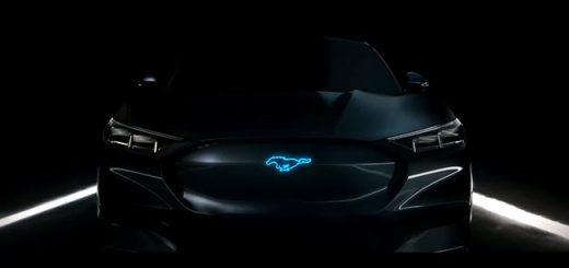 Ford выпустит гибридный Mustang!